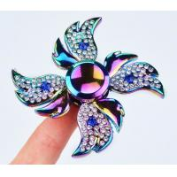 EDC New Colorful angel fidget hand spinner, decompression fidget spinner toys factory price