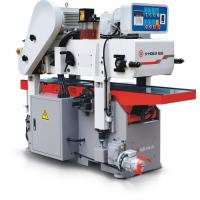 Buy cheap Attached Flat Knife Shaft Double Side Planer Machine Centralized Lubrication System product