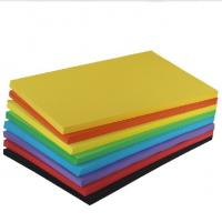 Large White Red Coloured Paper Sheets , Handmade Coloured Photocopy Paper 52* 38 Cm
