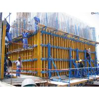 Buy cheap Straight Concrete Wall H20 Timber Beam Wall Formwork System One 20ft container product