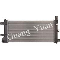 Buy cheap Aluminum Core Plastic Tank Nissan Car Radiator LEAF 13-16 A / MT 21410-3NF0A product