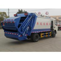 Buy cheap Compact Garbage Collection Truck 6cbm For Non - Toxic Waste Transportation product