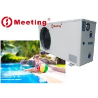 China Meeting MDY10D Heat Pump Air To Water Portable Heat Pump Domestic Water Heater  For Home Bathing on sale