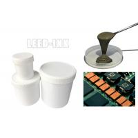 Buy cheap Good Adhesion Conductor Paste, Low Volume Resistivity Conductive Silver Paste product