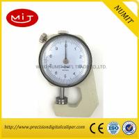 Buy cheap Hand Held Dial Thickness Gauge meter 0-0.5inch,0-1inch,Thickness Table,Dial Test Indicator Accuracy product