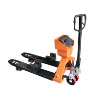 Buy cheap Industrial Digital Forklift Scales , 500g Division Manual Pallet Jack product