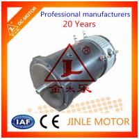 Buy cheap O.D 170mm 48v Electric Motor Insulation F For Forklift Travelling System product