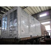 Buy cheap 720 Kw Soundproof Containerized Diesel Generators For Construction Site product