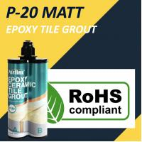 Buy cheap Stain Resistance Epoxy Tile Grout Anti Mildew Smooth Paste Appearance product