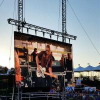 Buy cheap Super lightweight Outdoor Rental LED Display High definition for show stage rental product
