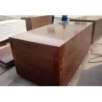 China Two Hot Press Film Faced Plywood 17mm For Commercial Construction Projects on sale