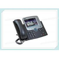 Buy cheap CP-7975G Cisco Unified IP Phone / 7975 Gig Ethernet Color Cisco 7900 IP Phone product