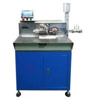 Buy cheap Full Auto Wire Cutter Stripping Machine / 10 Cable Wire Tinning Machine from wholesalers