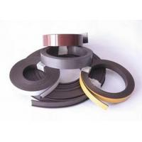 China 4.95 g/ cm3 Permanent Flexible Magnetic Material, Rubber  magnet, Isotropic rubber wholesale