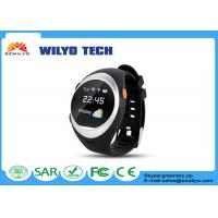 Buy cheap Anti Falling mobile phone wrist watch phone watch bluetooth GPS Tracker for Adult product