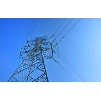 Buy cheap Lattice Transmission Tower Electrical Power Tower 15 M ~ 50 M from wholesalers