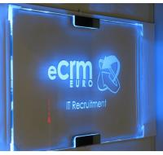 Buy cheap Custom RGB LED Lighted Laser Engraving Acrylic Edge Lit Sign Base product