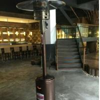 Quality Commercial Outdoor Gas Heaters , Butane Patio Heater With Variable Control Valve for sale