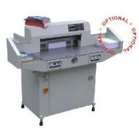 Buy cheap BW-R520V2 Hydraulic & Programmable Paper Cutter product