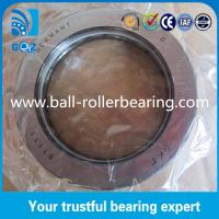 Buy cheap Customized Sweden Original 51113 Thrust Ball Bearing , Steel Cage Bearing product