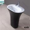 Buy cheap Cabinet Basin Bathroom Pedestal Sink from wholesalers