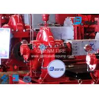Buy cheap 135PSI High Pressure Fire Fighting Pumps For Highway / Petrochemical Fields product