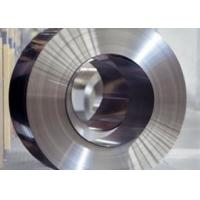 Buy cheap 0.3 - 3.0mm Thickness Steel Metal Strips, 430 Stainless Steel Sheet Roll product