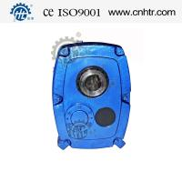 China  HXGF75-G Shaft Mounted Speed Reducer 85mm Hollow Gear Motor Alloy Steel 8620  for sale