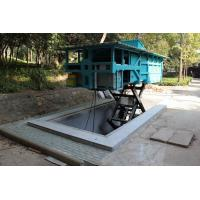 Buy cheap Horizontal Lifting Refuse Garbage Compression Station product