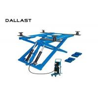 Buy cheap Scissor Lifts Hydraulic Hoist Cylinder 3 / 4 / 5 Stage ISO9001 Certification product