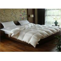 Buy cheap White Goose Feather Duck Down Quilt Duvet Cotton Covers Exquisite Design Full Size product