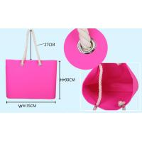 Buy cheap Fashion wholesale Silicone beach bag,silicone tote bag,Fashional women beach bag product