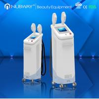 China FDA technology opt shr hair removal machine for skin rejuvenation and pigmentation removal/vascular wholesale
