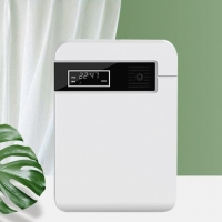 Buy cheap Black / White Commercial Scent Air Machine / Plastic Essential Oil Dispenser For Small Space product