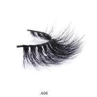 Buy cheap Multi - Layer Natural Mink Lashes 100% Handmade Thin 3D Faux Mink Lashes product
