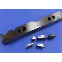 Buy cheap Bending Punching Die Assembly Tungsten Carbide Processing , Tungsten Steel Die Parts product