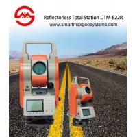 China DTM-822R Reflector less Total Station on sale