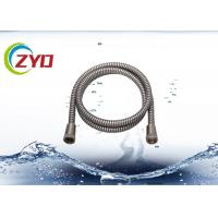 Buy cheap Color Optional Flexible Shower Hose Cold / Heat Resistant Material product
