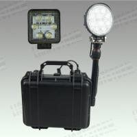 Buy cheap 18W Rechargeable LED Remote Area Light System product