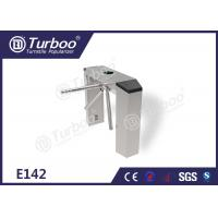 Buy cheap 304 Stainless Steel Turnstiles Access Control With Imported LED Indicator product