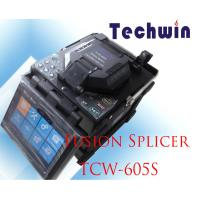 Buy cheap Techwin TCW-605 Equal to Japan Fujikura FSM-60s Fusion Splicer Price product