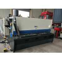 Buy cheap Guillotine Sheet Metal Shearing Machine Length 3200mm With Three Point product