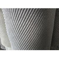 Buy cheap Demister Pad Material Woven Wire Mesh / Metal Screen Mesh For Vapor - Liquid Separation product