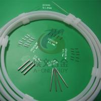 Buy cheap 316LVM capillary for body implants cardiovascular stent UNS S316LVM product