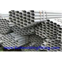 China BS 3076 NA13 ASTM A164 Nickel Alloy Tube , 12'' Round Steel Pipe on sale
