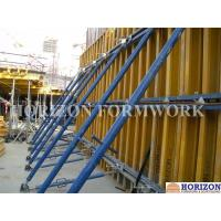 Scaffolding Wall Shuttering System Push Pull Prop Supporting Wall Formwork