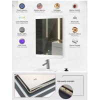 Buy cheap High Efficiency LED Bathroom Mirrors Touch Screen Switch CE Certificated product
