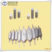 Buy cheap Sacrificial Zinc Anode for Ships product