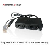 Buy cheap NGC Video Game Converter Gamecube Controller Adapter For Wii U Nintendo Switch product