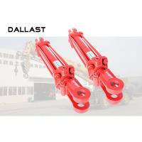 Buy cheap OEM Agricultural Dump Truck Hoist Cylinder Regulated Type Adjusted Form product